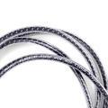 Инструментальный кабель в нарезку Analysis-Plus Pro Oval Studio
