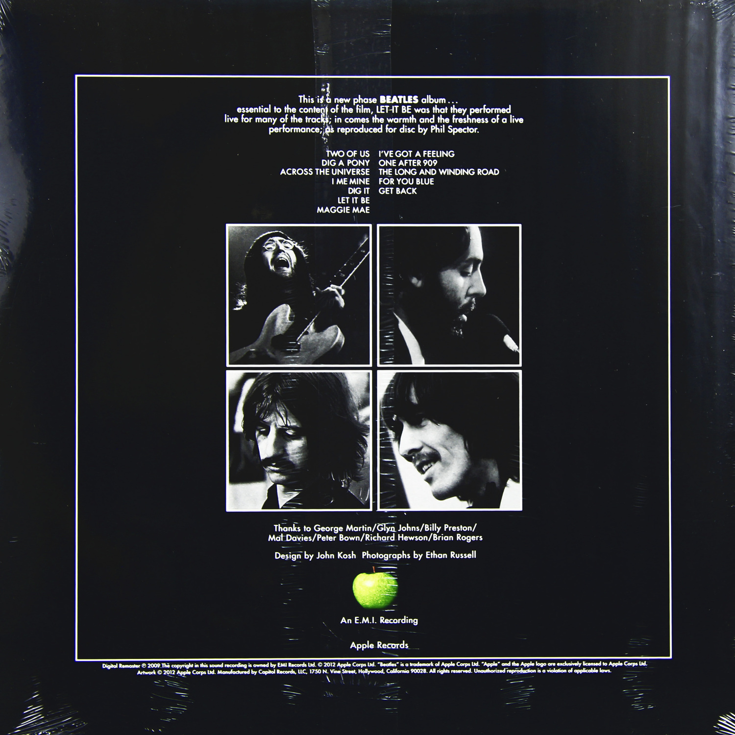 an analysis of the record cover and symbolism of let it be Classical record reviews and livre critique francs cover story analysis: 7-9 nighttime adventure an analysis of symbolism in the fall of the.
