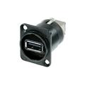 Терминал USB Neutrik NAUSB-W-B