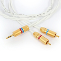 Кабель miniJack-2RCA Van den Hul The Flexicon 1.2 m